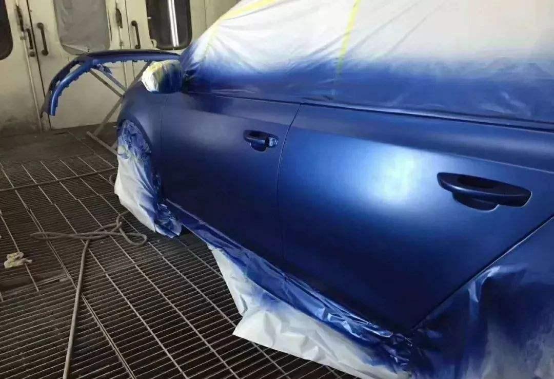 汽车修补漆